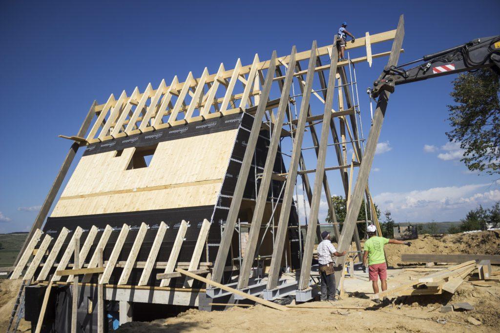 Proiectarea integrată a prefabricatelor și competențele meșterilor au fost solicitate la maximum.